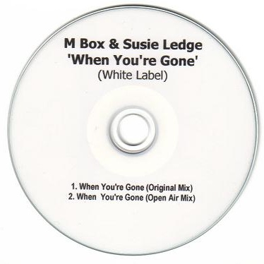 Susie Ledge - When You're Gone (Album)