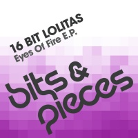 16 Bit Lolita's - Eyes Of Fire (Single)