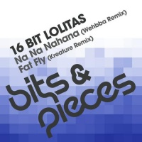 16 Bit Lolita's - Na Na Nahana / Fat Fly (Single)