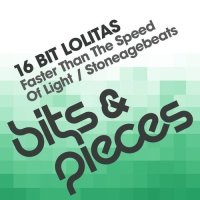 16 Bit Lolita's - Faster Than The Speed Of Light / Stoneagebeats (Single)