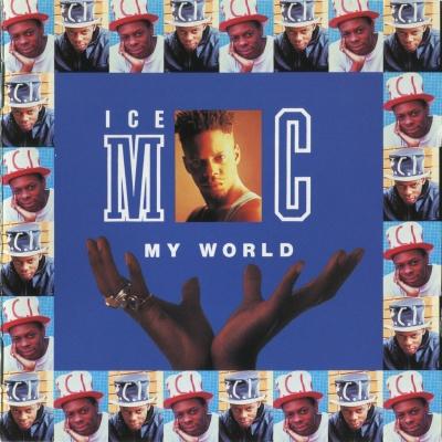 Ice MC - My World (Japan Release) (Album)