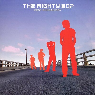 The Mighty Bop - The Mighty Bop Feat. Duncan Roy (Album)