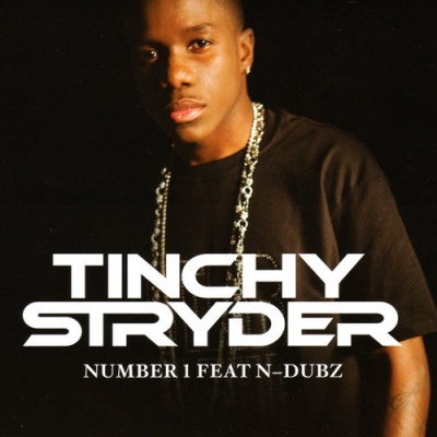 Tinchy Stryder - Number 1 (Single)