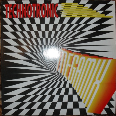 Technotronic - Megamix (Single)