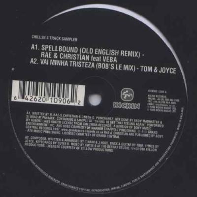 Groove Armada - Captain Sensual (Vinyl) (12 Single) (Single)