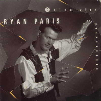 Ryan Paris - Dolce Vita (CD, Maxi-Single) (Single)