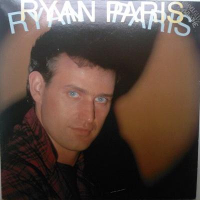 Ryan Paris - Ryan Paris (LP)