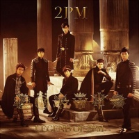 2PM - Legend Of 2PM CD1 (Album)