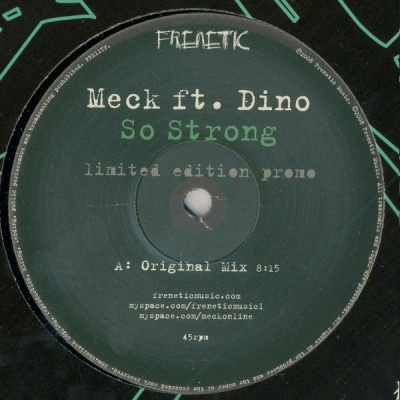 Meck - So Strong