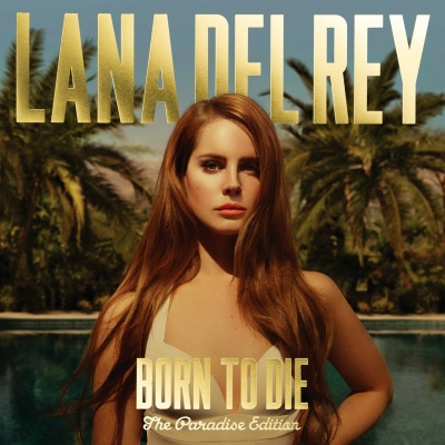 Lana Del Rey - Born To Die CD3 (Album)