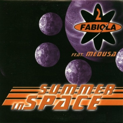 2 Fabiola - Summer In Space (Album)