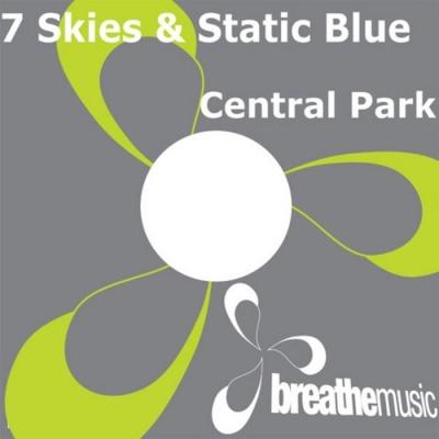 Static Blue - Central Park