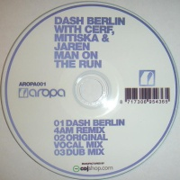 Dash Berlin - Man On The Run (Original Vocal Mix)