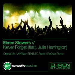 Julie Harrington - Never Forget (Ali Wilson TEKELEC Remix)