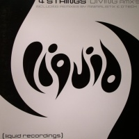 4 Strings - Diving remixes Vinyl (Single)