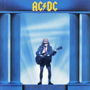 AC/DC - Who Made Who (LP)