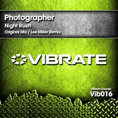 Photographer - Night Rush (Single)