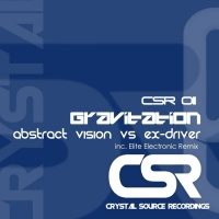 Abstract Vision - Gravitation (Single)