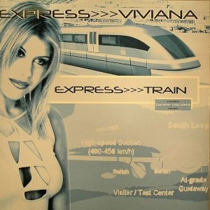 Express Viviana - Train (EP)