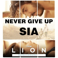Sia - Never Give Up