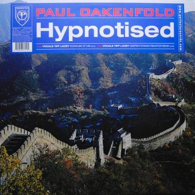 Tiff Lacey - Hypnotised (Single)