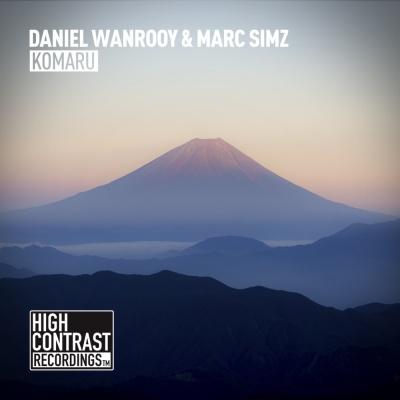 Daniel Wanrooy - Komaru (EP)