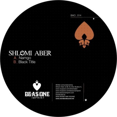 Shlomi Aber - Namgo / Black Title (Album)