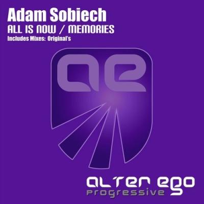 Adam Sobiech - All Is Now / Memories (Single)