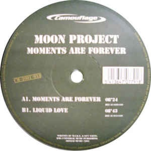Moon Project - Moments Are Forever (Single)