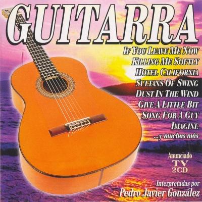 Pedro Javier Gonzalez - Guitarra CD 1