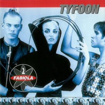 2 Fabiola - Tyfoon CD2 (Album)