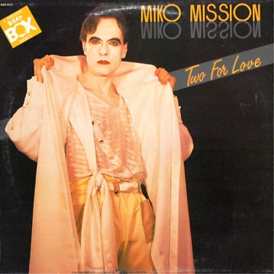 Miko Mission - Two For Love (Beat Box Re-Edit)