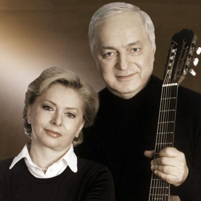 Никитины Татьяна И Сергей