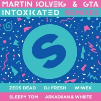 Martin Solveig - Intoxicated (The Remixes) (Album)