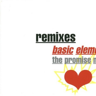 Basic Element - The Promise Man (Remixes)