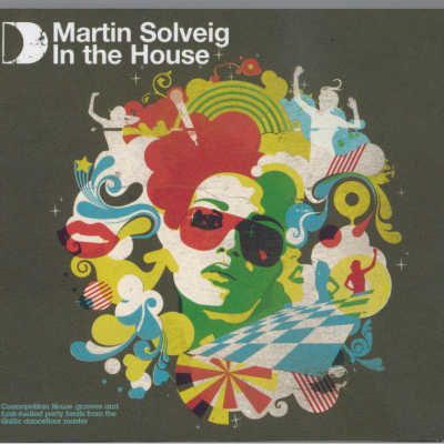 Martin Solveig - In The House (CD 2) (Album)