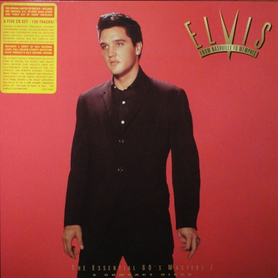 Elvis Presley - From Nashville To Memphis - The Essential 60's Masters I (CD 4) (Album)