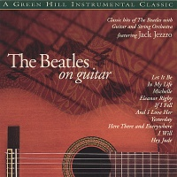 Jack Jezzro - The Beatles On Guitar (Album)