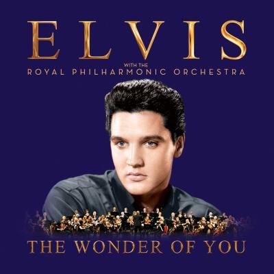 Elvis Presley - The Wonder Of You (Single)