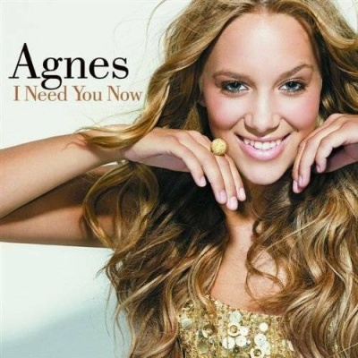 Agnes Carlsson - I Need You Now (CDS)