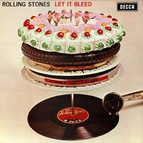 The Rolling Stones - Let It Bleed (Album)