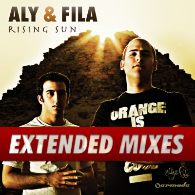 Aly & Fila - Rising Sun (The Remixes)