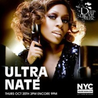 Ultra Nate - The Sugar Sessions (Album)
