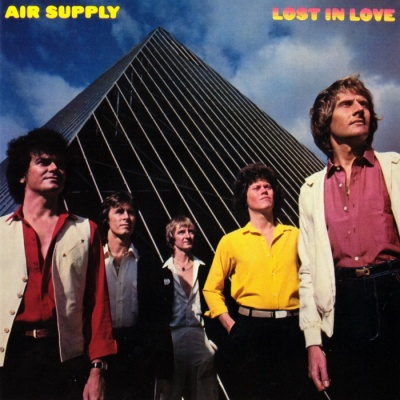 Air Supply - Lost In Love (Album)