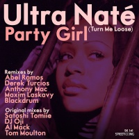 Ultra Nate - Party Girl (Album)