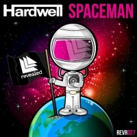 Hardwell - Spaceman (Single)