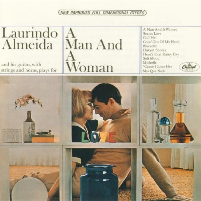 Laurindo Almeida - A Man And A Woman (Album)