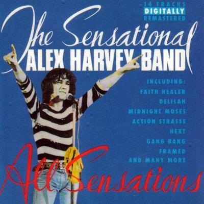 The Sensational Alex Harvey Band - All Sensations (Album)