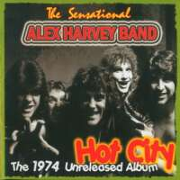 The Sensational Alex Harvey Band - Man In The Jar