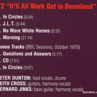 T2 (3) - It'll All Work Out In Boomland (Album)
